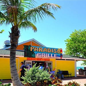 Paradise Grille @ Pass-A-Grille | St. Pete Beach | Florida | United States