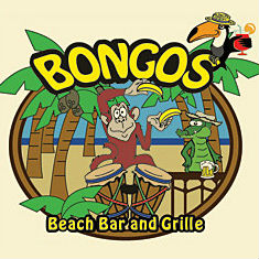 Bongo's Beach Bar @ Grand Plaza | St. Pete Beach | Florida | United States